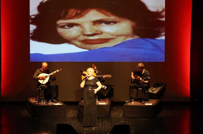 Sertã: Fadista Alexandra recordou Amália