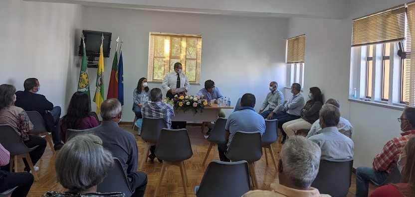 Instalação da Assembleia de Freguesia de Sobreira Formosa e Alvito da Beira
