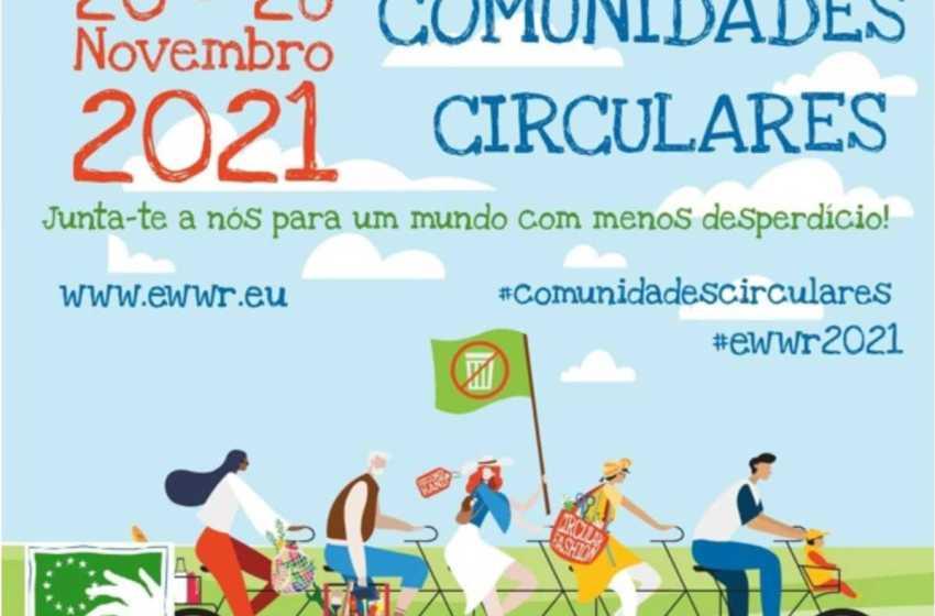 Vila de Rei: Concelho associa-se à Semana Europeia da Prevenção de Resíduos
