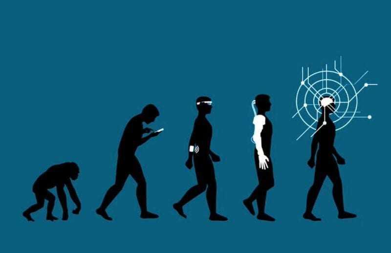 O Transhumanismo neste mundo em Convulsão