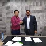 Vereador Aldo Júlio agradece deputado Jean Oliveira por emenda para Copa Integração em Rolim de Moura
