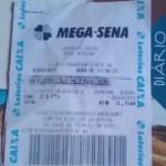 Jovem falsifica bilhete da Mega-Sena e tenta retirar prêmio em lotérica