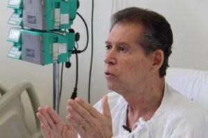 Mineiro que se curou de câncer terminal com tratamento inédito está pronto para voltar pra casa