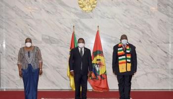 VICTOR MATEMADANDA EMBAIXADOR DESIGNADO DA REPUBLICA DO ZIMBABWE