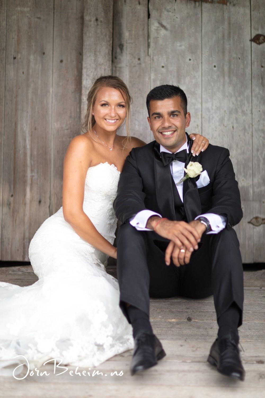 Bryllupsfotograf Fossesholm, Vestfossen