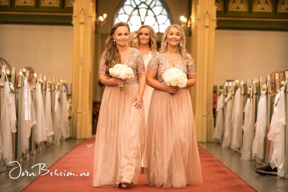 Bryllup Bragernes Kirke