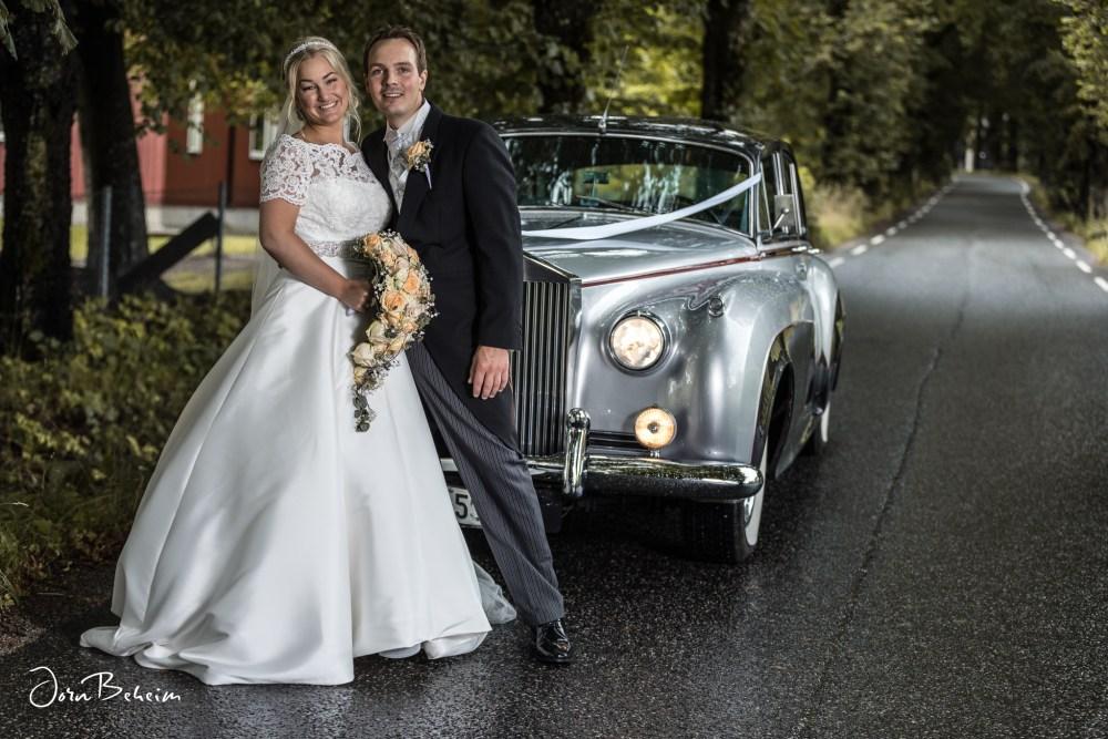 Bryllupsfotograf Asker og Lier