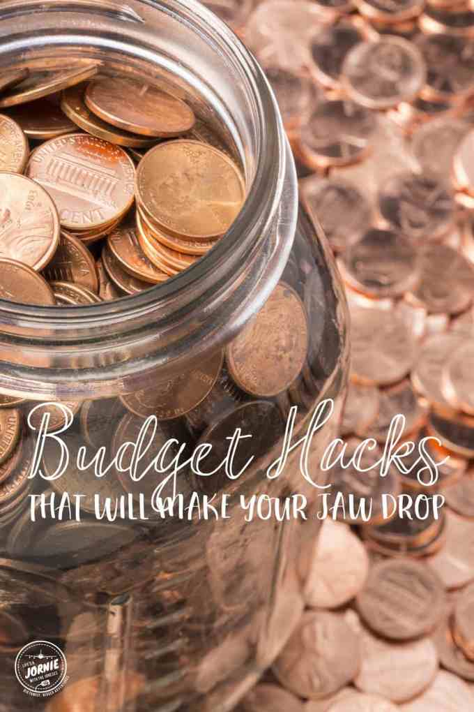 Budget hacks that will make your jaw drop