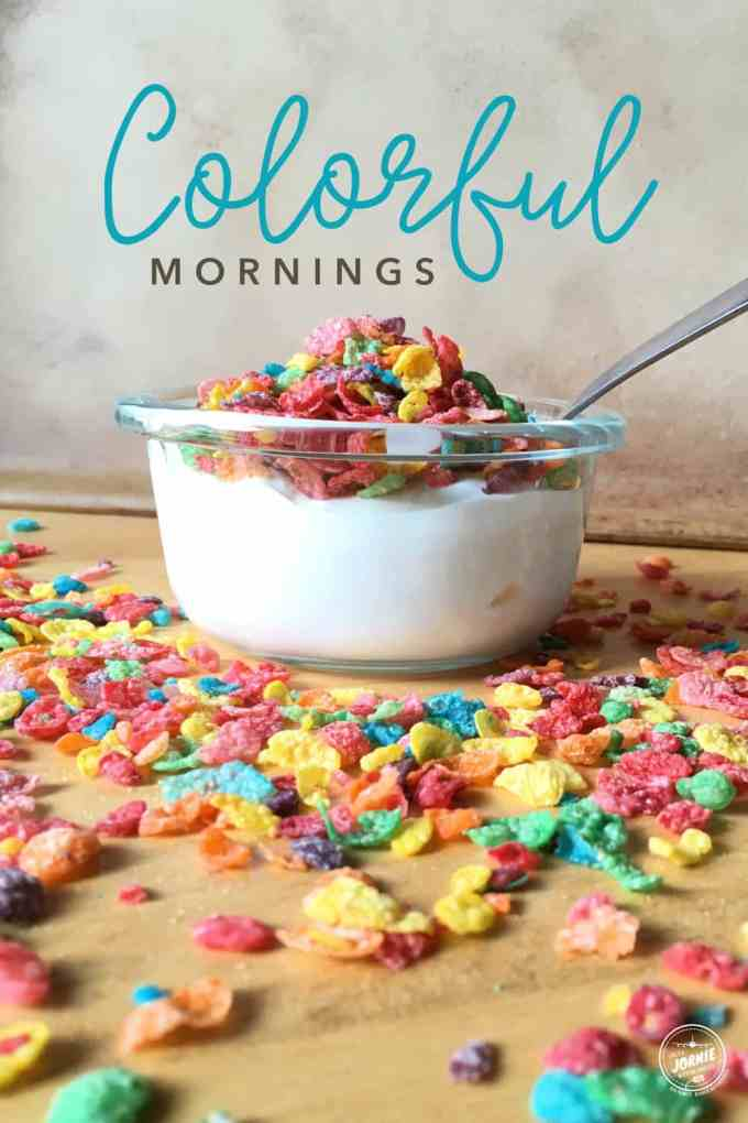 Colorful Mornings