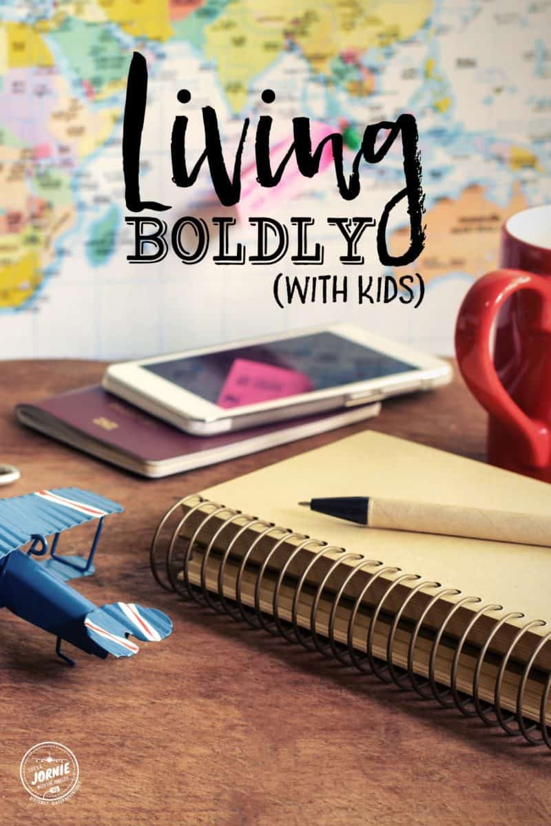 Living Boldly Featured