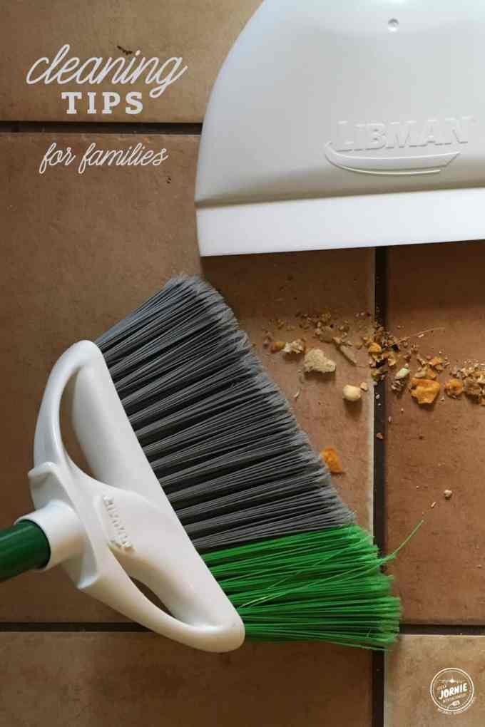 Family Cleaning Tips