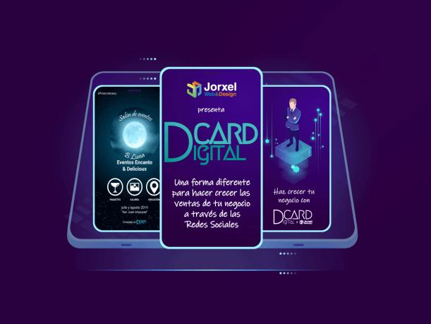 banner d•card