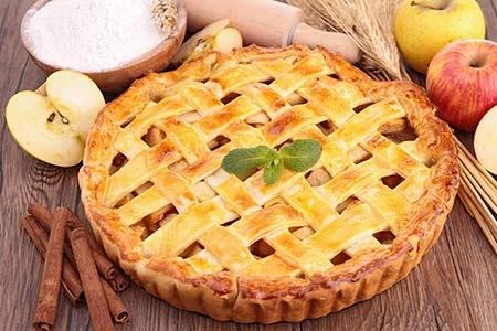 طريقة-تحضير-فطيرة-التفاح