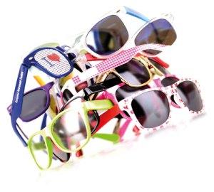 Werbebrillen bunt