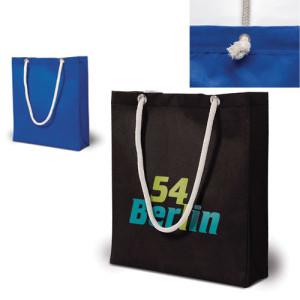 Werbeartikel Einkaufstasche mit Kordel