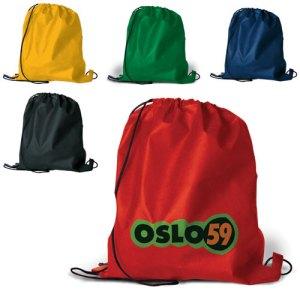 Werbegeschenk Non-Woven Rucksack mit Logo