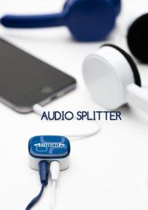 Werbeartikel Audio-Splitter