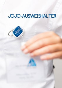 Werbeartikel JoJo Ausweishalter