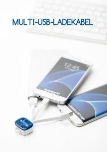 Werbeartikel Multi-USB-Ladekabel