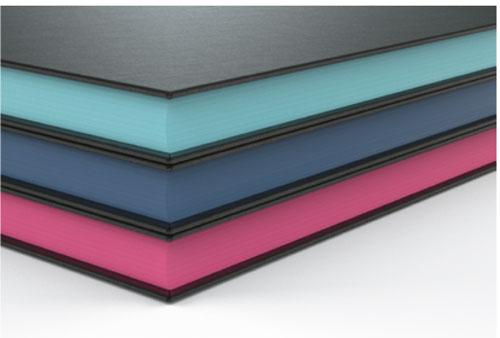 Hochwertige Notizbücher nach dem Baukastensystem Color-Farbschnitt