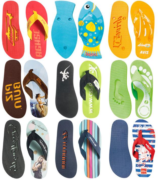 Badeschuhe - Flip-Flops | Werbeartikel - Werbegeschenke