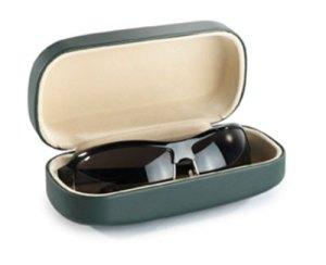 Brillenetui für die Sonnenbrille