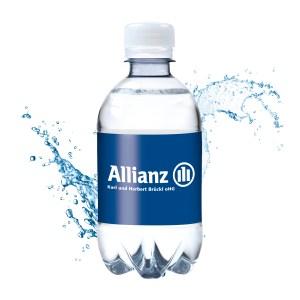 Werbeartikel Wasserflasche