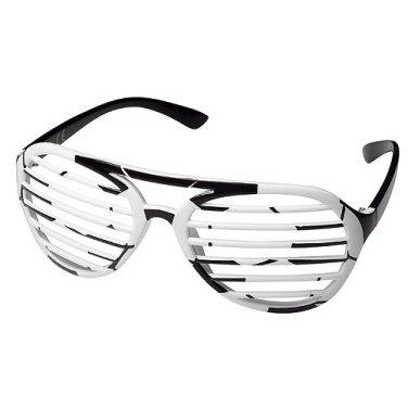 Brille als Fanartikel