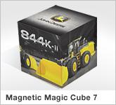 Haptische Werbehilfe Faltwerk Magic Cube 7