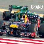 Wandkalender Grand Prix