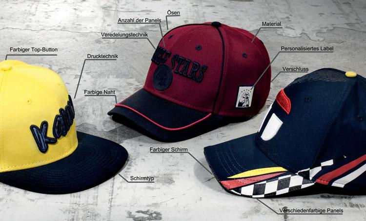 Custom Made Baseballcap