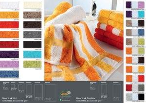 Handtücher mit Werbung