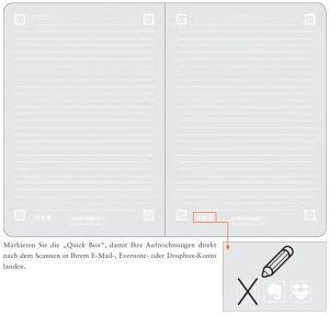 Whiteline Link Notizbuch von Leuchtturm1917