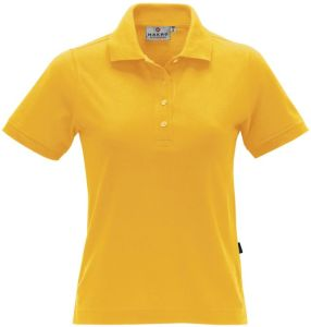 Poloshirt bedrucken gelb