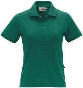 Poloshirt bedrucken grün