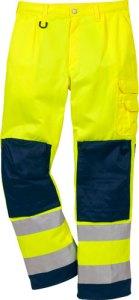 Warnschutzkleidung Bundhose