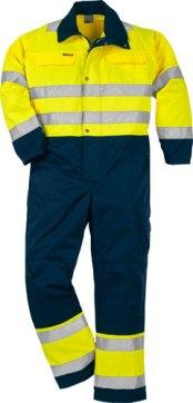 Warnschutzbekleidung Overall
