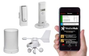 WEATHERHUB SmartHome System