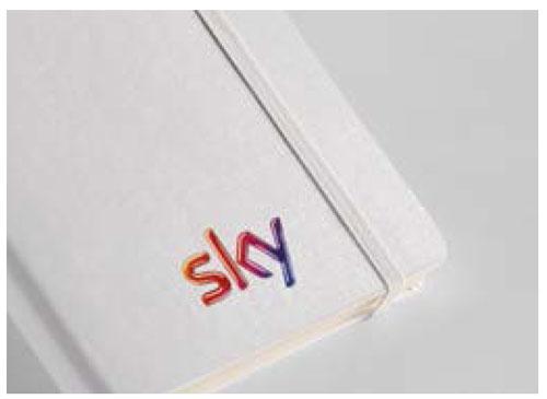 Moleskine Notizbuch mit Digitaldruck