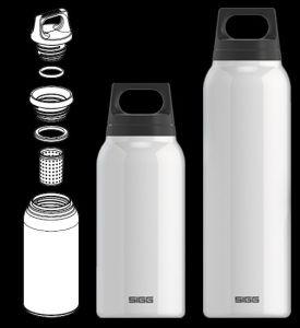 Werbegeschenk SIGG Trinkflasche