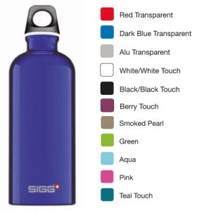 SIGG Flasche als Werbeartikel