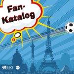 Fussball-Fanartikel-Katalog EM 2016