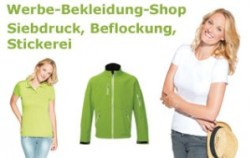 Werbe-Bekleidung Corporate Fashion Arbeitskleidung