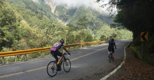 Cycling in Taiwan
