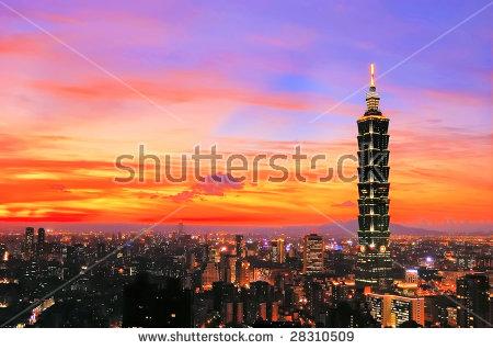 Taipei 101 Shutterstock