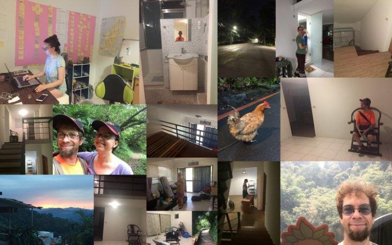 Snapshots of Life in New Garden City