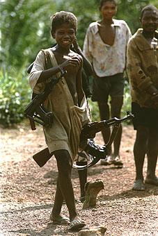 Otros niños soldados, sin su día...