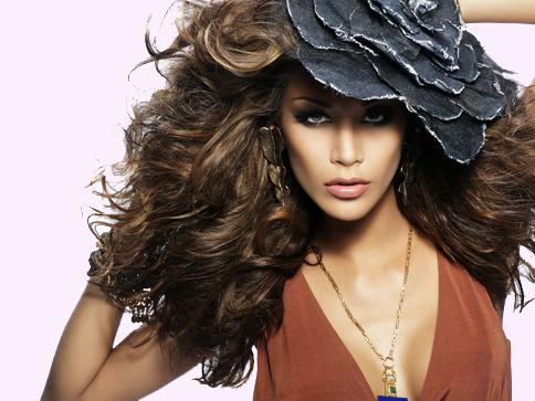 Una gran modelo, Dayana Mendoza.