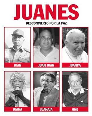 La Juanajería, diría yo...Otra de las genialidades de Guama's Blog.