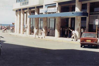 Del Hotel Deauvilla al Malecón habanero, en El Maleconazo, presentado por Desarraigos Provocados.